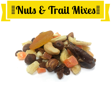 Nuts & Trail Mixes